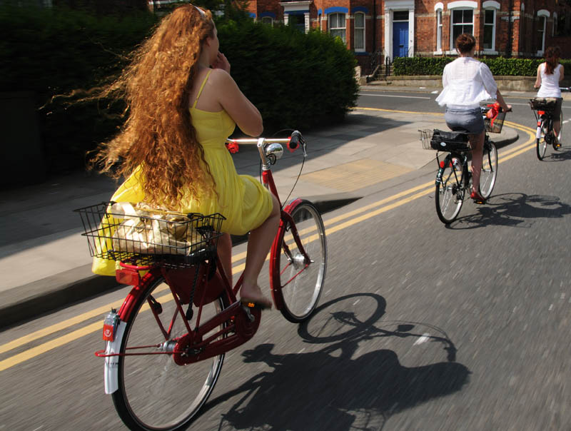 Hire a Bicycle for the Summer