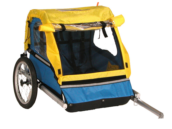 Weeride Stagecoach Foldable Child Trailer