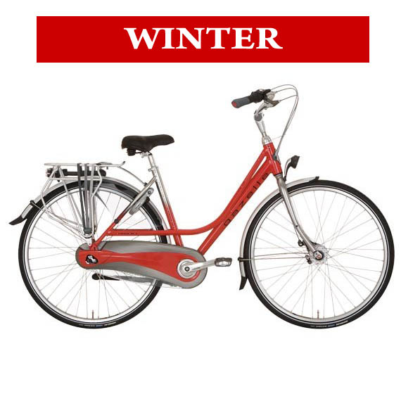 Winter Seasonal Hire - from October 1st