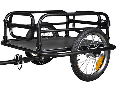 Foldable Cargo Trailer